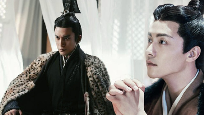 追光者 Chasing the light. Sima Yi & Liu Xie. Feniks_Zadira